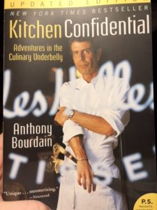 "Cover of ""Kitchen Confidential"" by Anthony Bourdain"